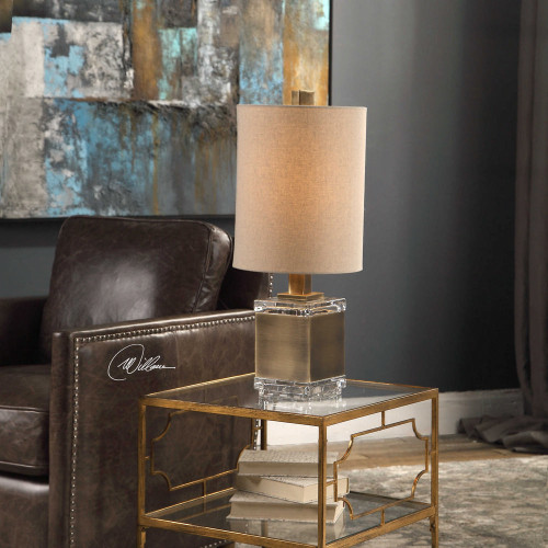 Lamarr Accent Lamp by Uttermost