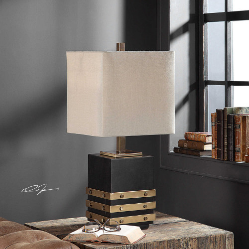 Arnaz Table Lamp by Uttermost