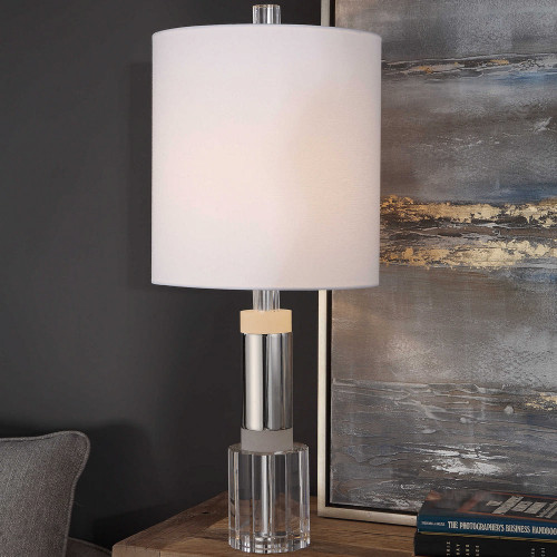 Audra Table Lamp by Uttermost