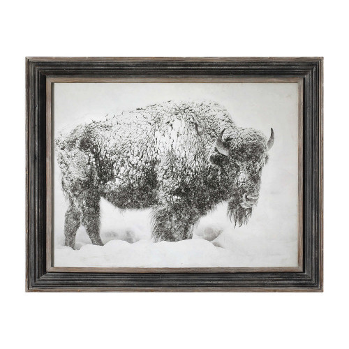 In the Storm Framed Print by Uttermost