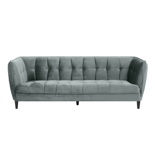 Nils 3 Seat Sofa - Dusty Olive by Maison Living