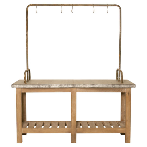 Agata Hanging Display Table by Maison Living