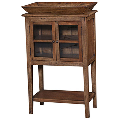 Porter Mini Bar - Size: 97H x 58W x 36D (cm)