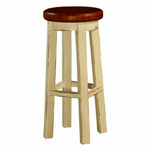Classic Barstool - Size: 76H x 40W x 40D (cm)