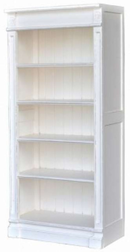Roosevelt Bookcase Module 5 Shelf - Size: 204H x 92W x 46D (cm)