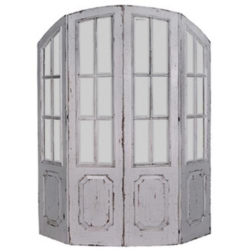 Chateau Divider - Size: 220H x 200W x 5D (cm)