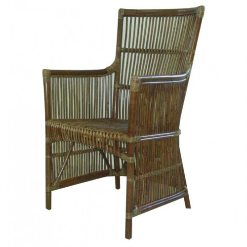 Como Armchair with Cushion - Coastal Style