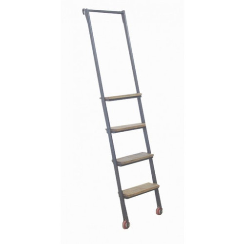 Ladder for Industrial Bookcase