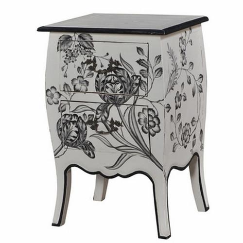 Carina Bedside Cabinet