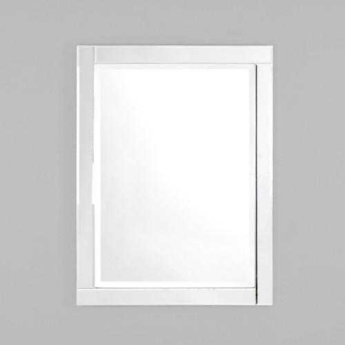Contempo Silver Mirror 76X102
