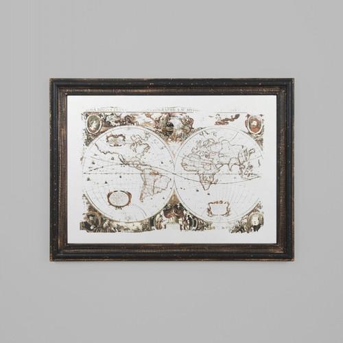 World Mirror Map Medium