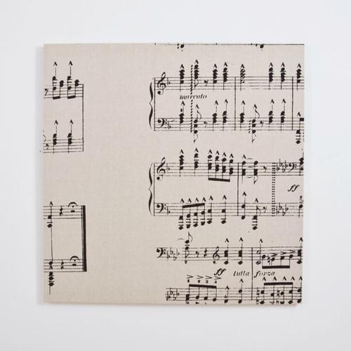 Canvas Print: Music Canvas