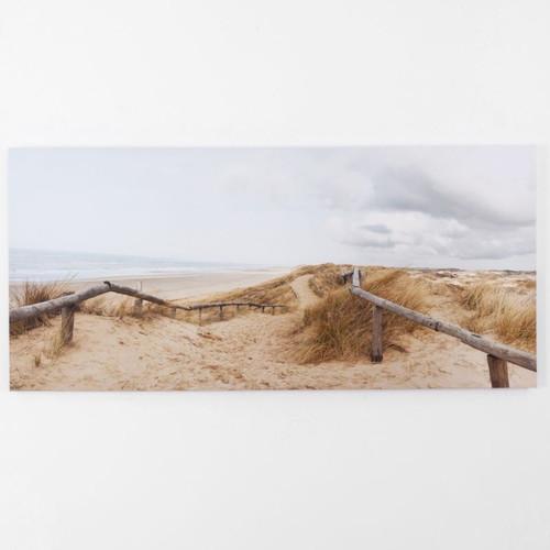 Canvas Print: Beach Track