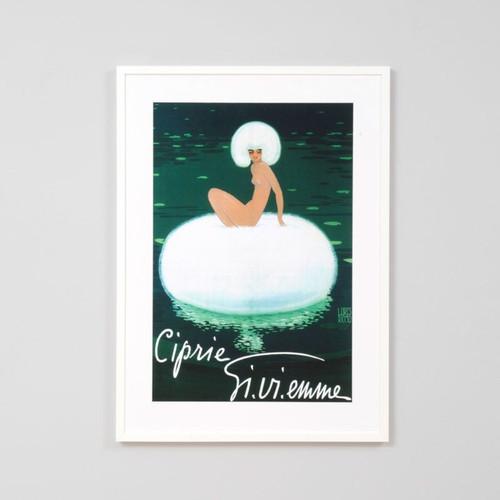 Framed Print: Ciprie Siviemme