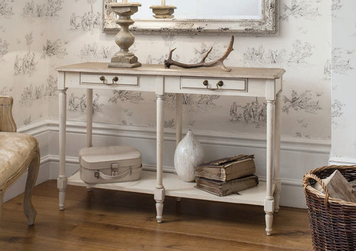 "Albany Console Table 47.5x16x30.5"" Gallery Direct"