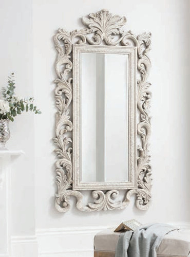 "Grande Heritage Cream 86x42"""" Gallery Direct"""""