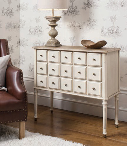 "Wallace Chest of Drawers 35.5x16x33.5"" Gallery Direct"