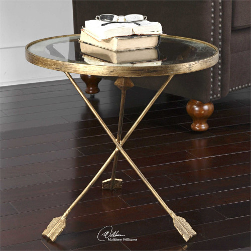 Aero Accent Table - by Uttermost