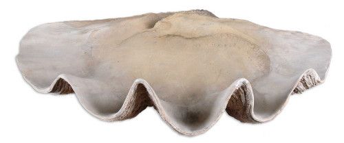 Clam Shell Bowl by Uttermost