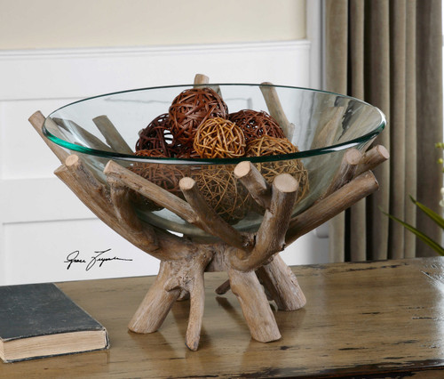 Thoro Bowl by Uttermost