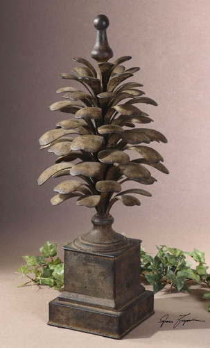 Suzuha Finial by Uttermost