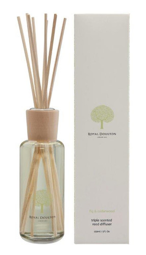 Royal Doulton Fable Mini Reed Diffuser 150mL - Fig & Cedarwood