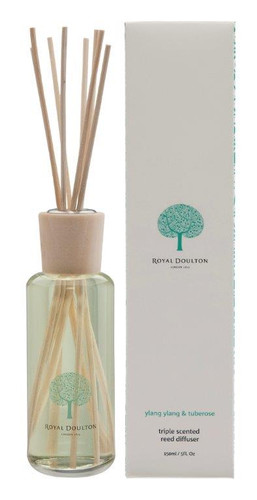 Royal Doulton Fable Mini Reed Diffuser 150mL - Ylang Ylang & Tuberose