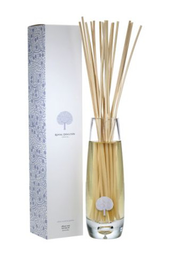 Royal Doulton Fable Reed Diffuser and Vase Set - White Woods & Jasmine