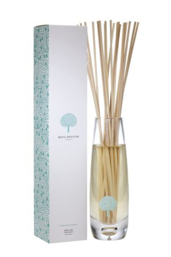 Royal Doulton Fable Reed Diffuser and Vase Set - Ylang Ylang & Tuberose