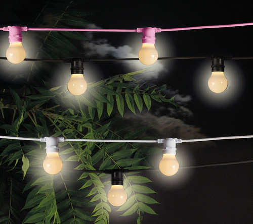 Bella Vista LED Garden Lights - Set of 10