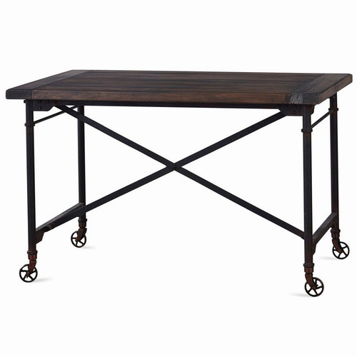 Mercantile Desk Small - Size: 76H x 122W x 76D (cm)