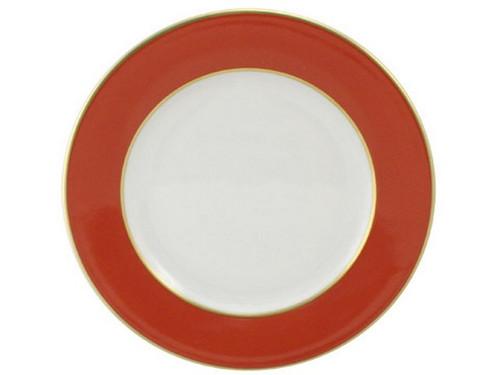Limoges Legle Side/Cake Plate - Rose