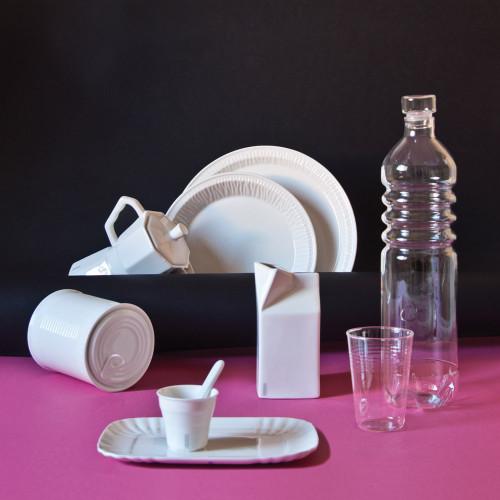 Porcelain Coffee Percolater Jug