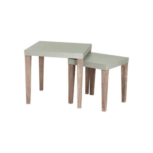 Argent Nesting Tables
