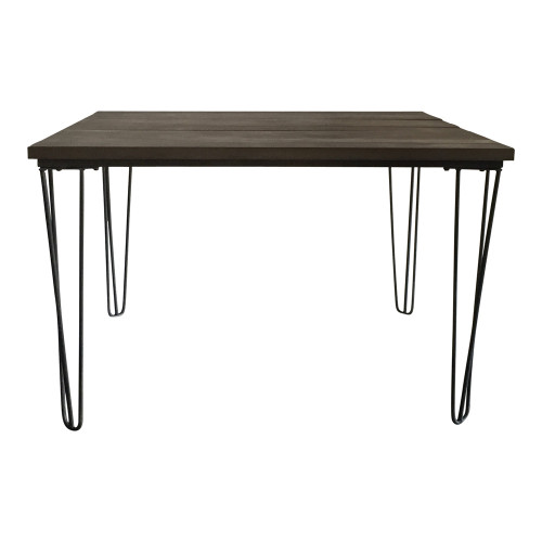 Spectre Square Dining Table 120cm