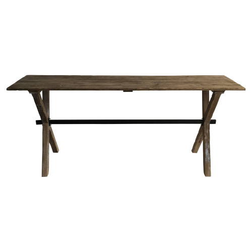 Gaston Trestle Console table
