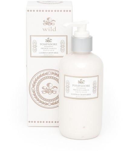 Pompadore Vanilla Lustrous Body Milk