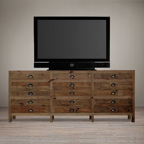 Printmakers TV Unit Large