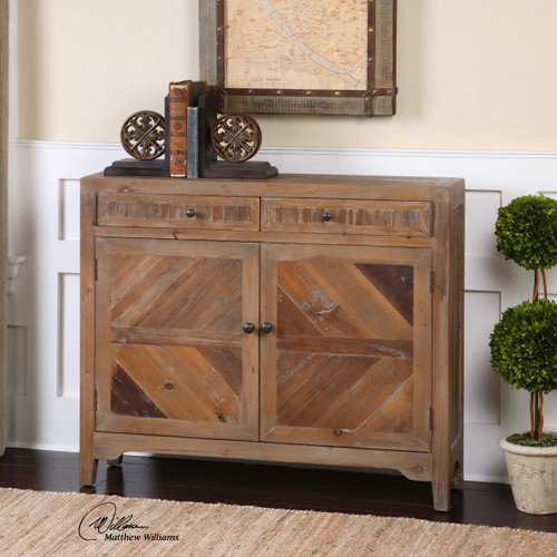 Hesperos Console Cabinet by Uttermost