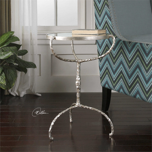 Halcion Accent Table - by Uttermost