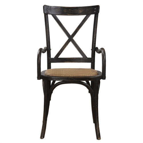 Michail Armchairs 2 Per Box by Uttermost