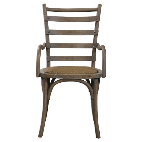 Menandro Armchairs 2 Per Box by Uttermost