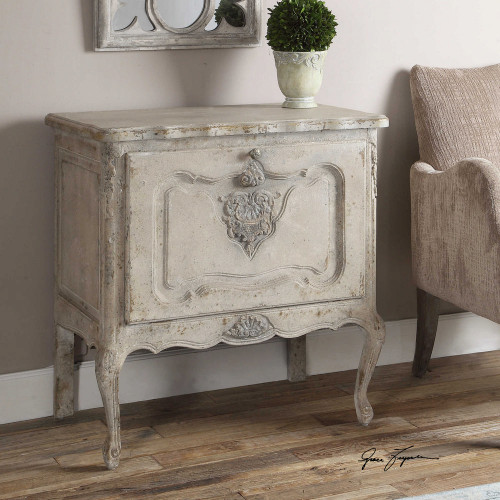 Fausta Accent Chest by Uttermost