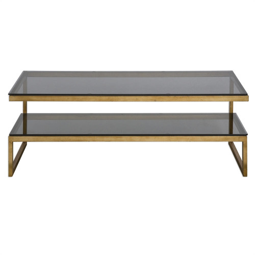 Adeen Coffee Table by Uttermost