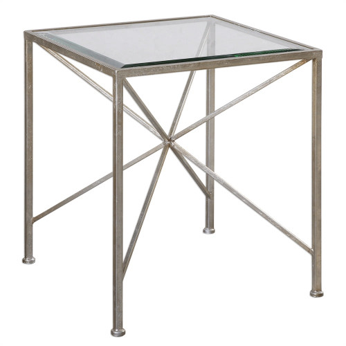 Silvana Cube Table by Uttermost
