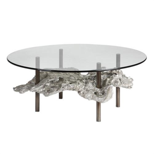 Zuberi Coffee Table by Uttermost