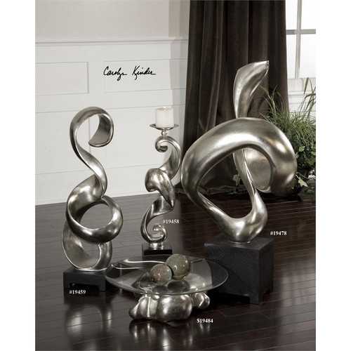 Entwined Bowl by Uttermost
