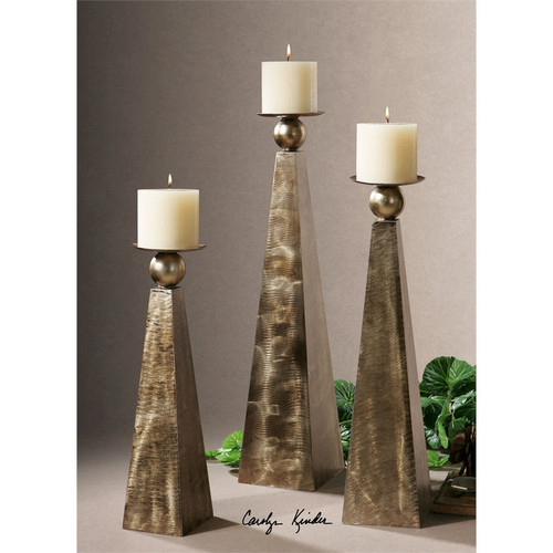 Cesano - Set of 3 by Uttermost