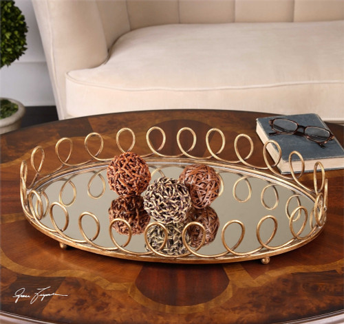 Eclipse Tray - by Uttermost
