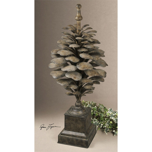 Suzuha Large Finial by Uttermost
